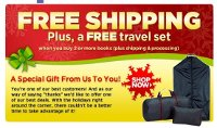 Free Shipping From QPB: Just Pay Shipping And Handling