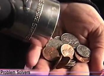 Customer Says Grocery Stores Wouldn't Accept $32 In Quarters