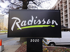 Radisson Offers Up Dirty Room, Dead Moth And Overall Terrible Experience