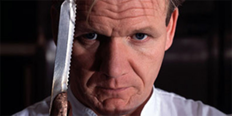 Charter Decides To Care That Reader Can't Watch Ramsay's Kitchen Nightmares