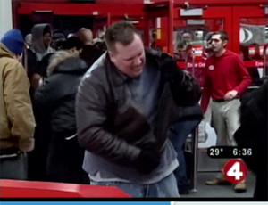 Man Trampled In Target On Black Friday Thought He Was Going To Die