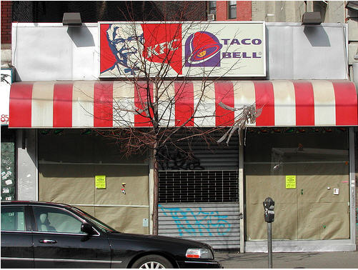 Rat Infested KFC/Taco Bell Closed Forever And Ever