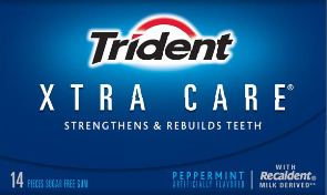 Trident Xtra Care Won't Save Your Teeth, Alleges Lawsuit