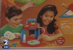 Recalled Toys Featured In Walmart's Holiday Catalog