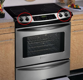 122,000 Frigidaire Electric Cooktops & Ranges Recalled For Flame Hazard
