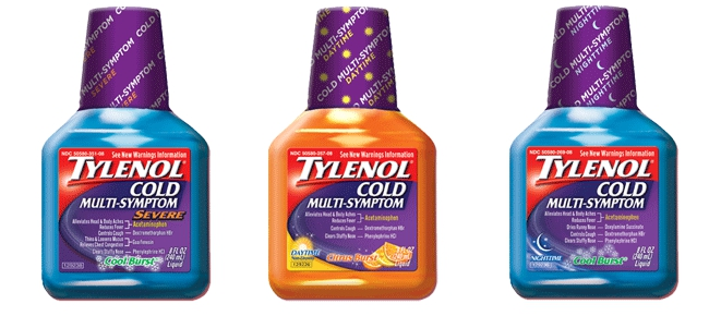 Thought They Couldn't Recall Any More Tylenol? You Were Wrong