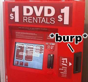 What Should I Do When Redbox Has Indigestion?