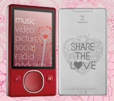 Microsoft Is Very Sorry You Won't Receive Your Valentine's Day Edition Zune On Time