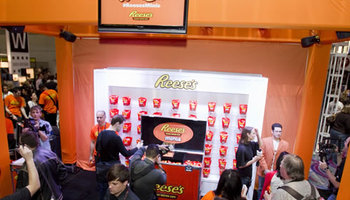 So That's Why Reese's Is The Official Candy Of CES