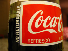 Coca Cola: We Don't Need To Make A Cane Sugar Version Because You Already Have Mexican Coke