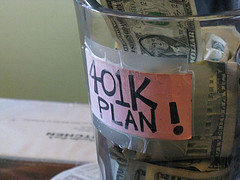 Bill Aims To Stop People From Using 401(K) As A Piggy Bank