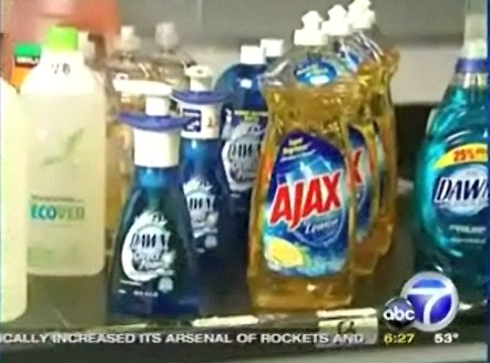 Ric Romero Reports: Battle Of The Dishwashing Detergents