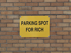 Who Has Enough Cash Floating Around To Pay $1 Million For A Parking Spot?