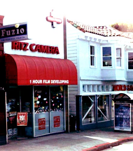 The entire lineup of camera shops was purchased yesterday by Hilco, an industrial liquidation company, which plans to shut down the stores and liquidate all the assets. The Ritz warehouse has been.