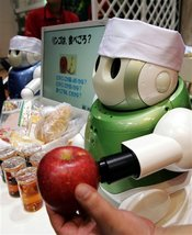 Robots And Science Will Keep Our Food Safe
