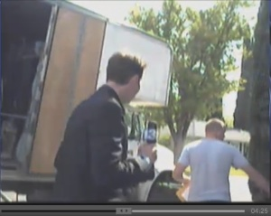 Hidden Camera Catches Rogue Movers Holding Goods Hostage