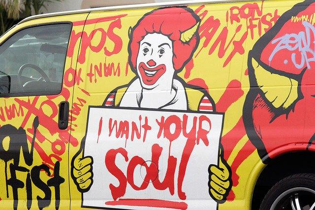 Ronald Mcdonald Is Dead Unless He Isn T Consumerist