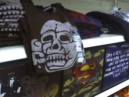 Walmart Nazi Tshirt Watch: Day 62