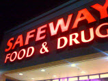 Washington, DC Safeway Store Introduces Receipt Checks