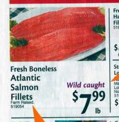 FDA Won't Require 'Genetically Modified' Label On Salmon