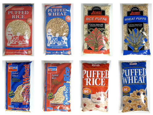 Malt-O-Meal, Puffed Rice Cereal Recalled For Salmonella