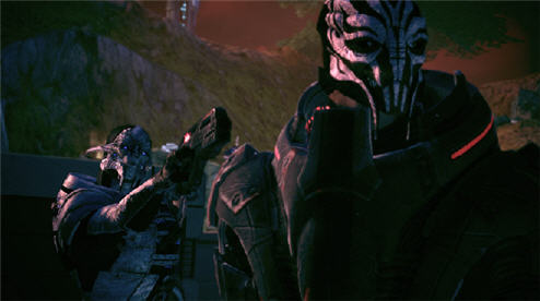 Mass Effect DRM Causing Backlash Among PC Gamers