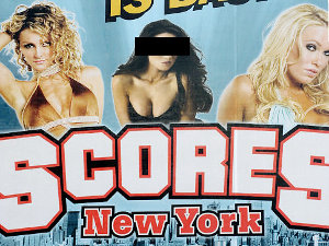 Ex-Stripper Files Lawsuit After Seeing Herself On Billboard