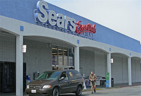Sears Is Now Officially Too Incompetent To Even Take Your Money