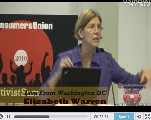 Elizabeth Warren Wants To End Exploding Mortgages