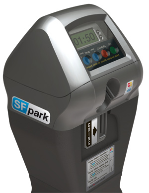 San Fran Launches Parking Meters With Supply And Demand Based Pricing