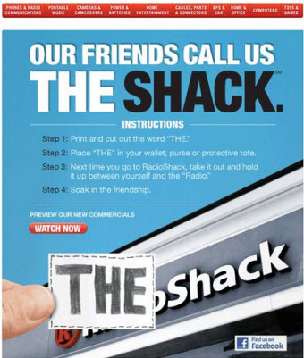 Radio Shack Employees Say They Can't Force Donations