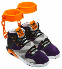 Adidas: Sorry For Making A Shackled Sneaker That Brings Slavery To Mind