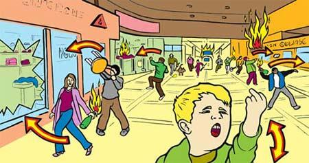 HOWTO: Turn the Shopping Mall into a Nativist Paradise