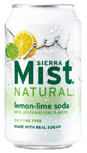Sierra Mist Ditching HFCS For Good, 7Up Getting Reformulated