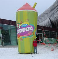 7-11 Gives Away Free Birthday Slurpees