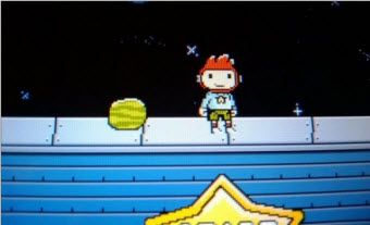 Buy DS Game Scribblenauts, Get Bonus Racist Symbolism