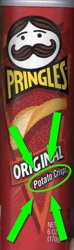 Procter & Gamble: Pringles Are Not Potato Chips