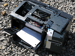 HP Responds To Claims That Hackers Could Cause Your Printer To Go Up In Flames
