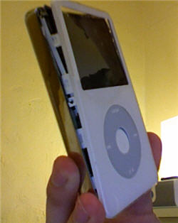 Help! IKEA's Delivery Guys Smashed My iPod!