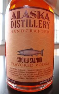 Are You Ready For Smoked Salmon Vodka?