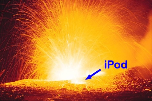 Apple Agrees To Replace Exploding First-Gen iPods After Japan Demands Action
