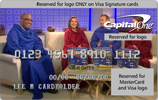 Capital One Card Lab Intolerant Towards Snuggie Cult
