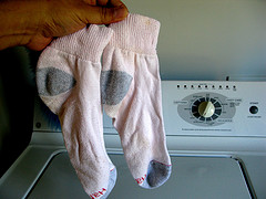How To Fix Those Darn Socks With Holes In Them