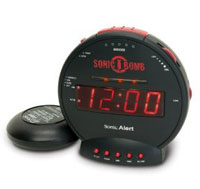 Sonic Alert Doesn't Want You To Sleep Through Class, Sends Free Alarm Clock