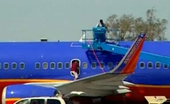 Widespread Cracking Found In Southwest Plane Forced To Make Emergency Landing