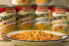 Uh-Oh: 15 Million Pounds Of SpaghettiOs Recalled By Campbell's