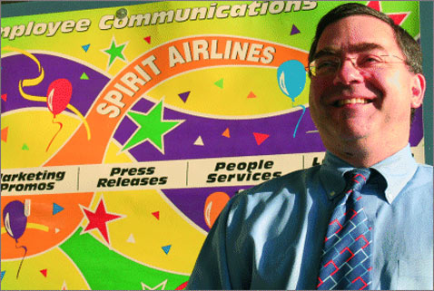 "Spirit Air CEO Learns The Dangers Of Hitting ""Reply All"" When Callously Responding To Consumer Complaints"
