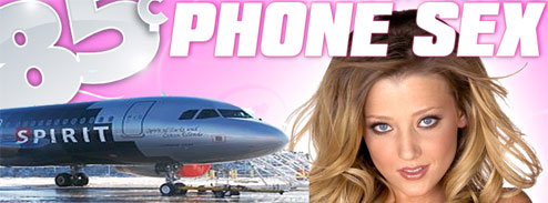 Spirit Airlines' Customer Service Number Leads To Phone Sex Line