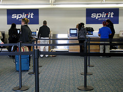 Spirit Airlines Fined $50K For Misleading Tweets