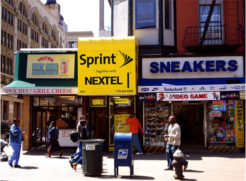 Sprint Loses 1.09 Million Customers In 3 Months